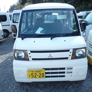 軽バン専門在庫50台 ミニキャブバン 車検令和3年1月 平成23年 走行50905キロ 23万 諸経費込268,000円 - 横須賀市