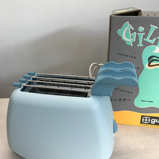 トースター☆81640イタリー製スタイリッシュなデザイン