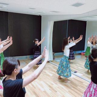 フラダンス照葉クラス開講! 4/21 無料体験会