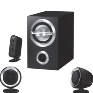 SONY アクティブスピーカー SRS-D211