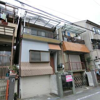 【大型倉庫・作業場付き】 東大阪若江北町一戸建て 4DK  値下げ!