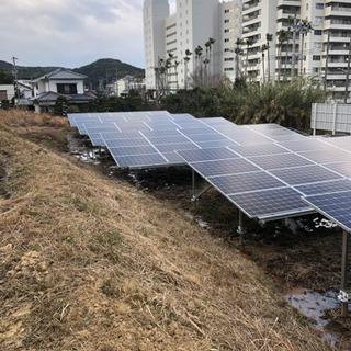 日当2万円 太陽光発電所、測量、墨出し業務 - 尼崎市