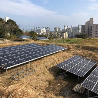 日当2万円 太陽光発電所、測量、墨出し業務 − 兵庫県