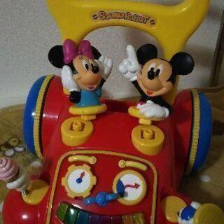 ディズニーあっちこっちウォーカー おもちゃボード