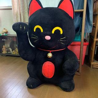巨大!招き猫