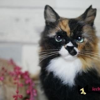 *icchi's room*「リアル犬・猫」人形お作りします! ...