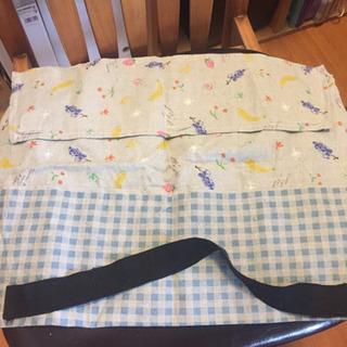 防災頭巾カバー(幼児〜小学校の頭巾用)