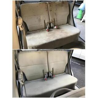 車のシート洗浄 異臭&汚れに効果絶大