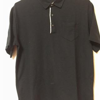 0円処分‼︎【COMME CA ISM】半袖ポロシャツ[XL]