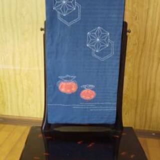 化粧台 姿見 昭和の品物