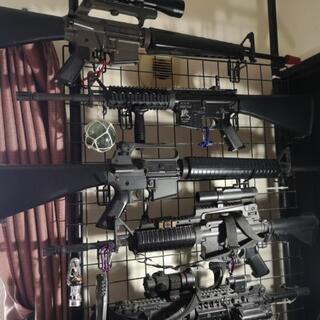 東京マルイ M16A2 写真上から3段目