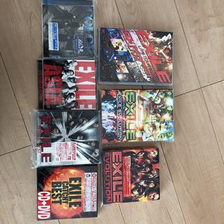EXILE  アルバム DVD