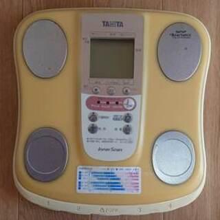タニタ 体組成計 インナースキャン BC-518 体重計