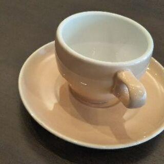 フランス DELAUNAYのカップ&ソーサー