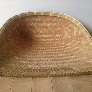 竹製 ざる てみ