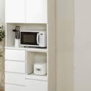 値下げ!ニトリ 食器棚 キッチンボード 80cm