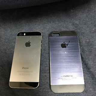 iPhone5s docomo端末