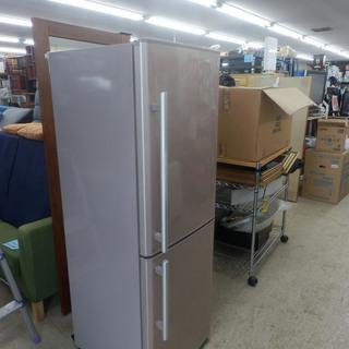三菱 256L冷蔵庫 2012年製 MR-H26T-P 打痕あり...