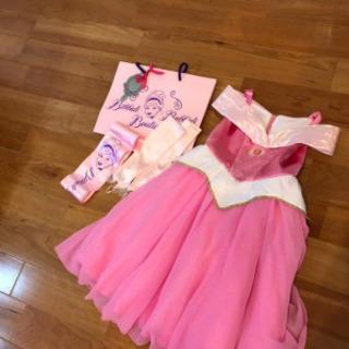 ビビディバビディブティック オーロラ姫ドレス サイズ100
