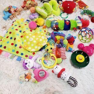 赤ちゃんのおもちゃ まとめ売り