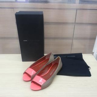 ▶マークジェイコブズ フラットシューズ サイズ35 パンプス 靴...