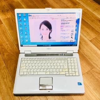 🔲富士通 NF/C50 15.6インチ/Core2/4GB/32...