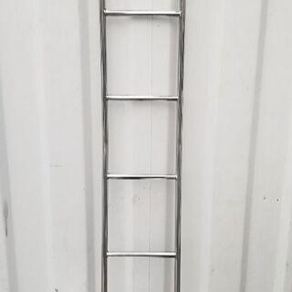ステンレス製 梯子  ハシゴ 4WD