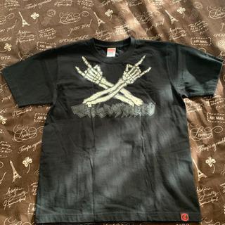 マキシマムザホルモン メタルポーズTシャツ