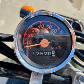 再々値下げ❗️ ズーマー AF58fi 11年式 4スト 良車美車! - バイク