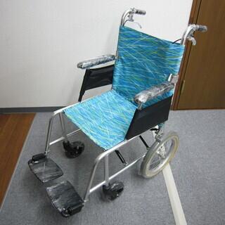 【中古】 車椅子 (介助式)
