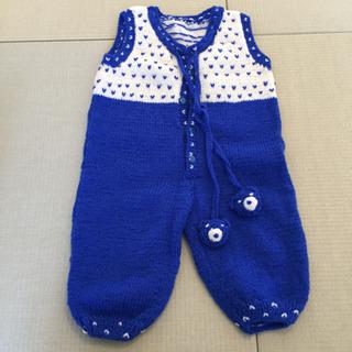 【リフレッシュプロジェクト111/300】手編みの服