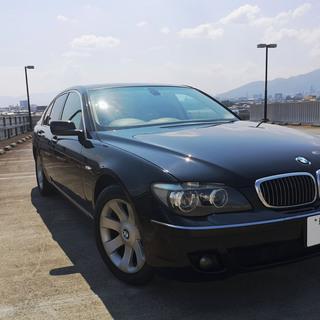 【乗って帰れます】BMW7E65後期【交換も可】