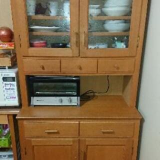 【3月7日まで】食器棚
