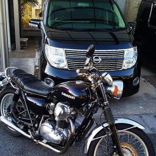 今月末まで kawasaki W650
