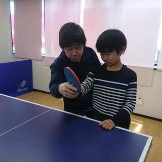 卓球教室🏓楽しく上達!初心者、キッズ、シニア大歓迎☆