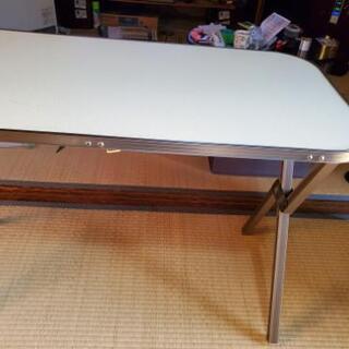 折り畳み式アウトドア用テーブル