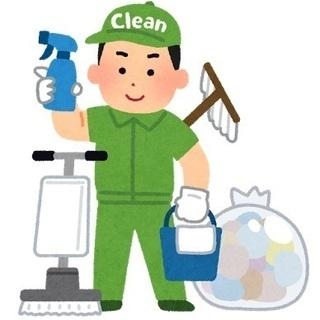 アパート巡回清掃〈月給30万円~、交通費別途支給、週休2日〉