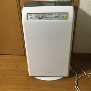 アイリスオーヤマ空気清浄加湿器