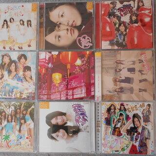 中古★SKE48★CD+DVD★9枚まとめて