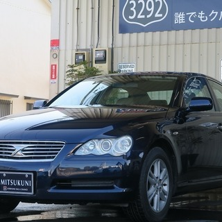 ☆誰でもローンで買えます☆トヨタ マークX 250G