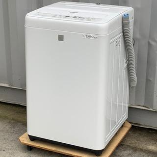 格安で!パナソニック 洗濯機◇5kg◇17年製◇送風乾燥◇NA-...
