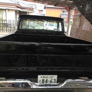 アメ車 シボレー C10 希少ショートベット 自動車税8000円!