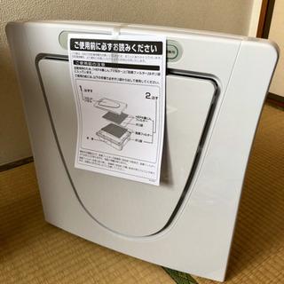 ほぼ新品 花粉対策 Hepa空気洗浄機