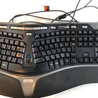 Microsoft エルゴノミックキーボード 4000 v1.0