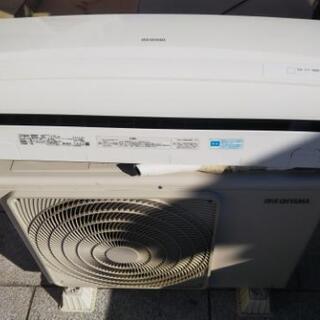 アイリスオーヤマ エアコン IRR-2817C 取付込み❕