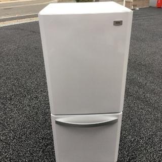 💕ハイアール  2ドア 冷蔵庫 JR-NF140K