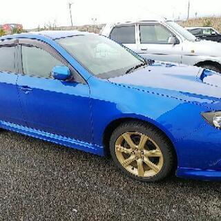 H22 スバル インプレッサ 5速 ターボ 金沢市 車検令和3年...