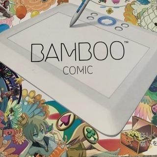 bamboo comic ペンタブ