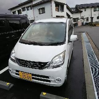 ダイハツ ムーヴ H21 金沢市 ETCフォグランプ 低走行