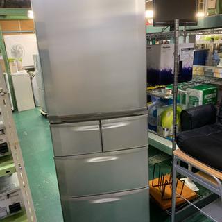 サンヨー 5ドア冷蔵庫 2011年 SR-S40UL 400L ...